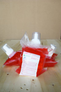 69041 Foaming Luxory Hand Soap